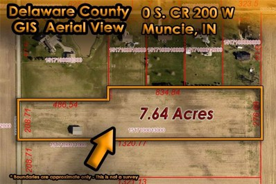 0 S County Road 200W, Muncie, IN 47302 - MLS#: 21551925