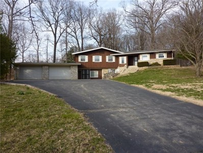 1815 W County Road 25 South, Greencastle, IN 46135 - MLS#: 21551965