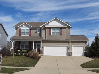 6163 N Woodhaven Drive, McCordsville, IN 46055 - #: 21552004