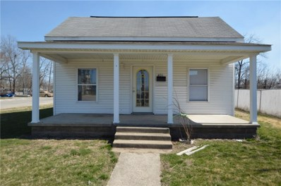 401 S Kyle Street, Edinburgh, IN 46124 - MLS#: 21552017