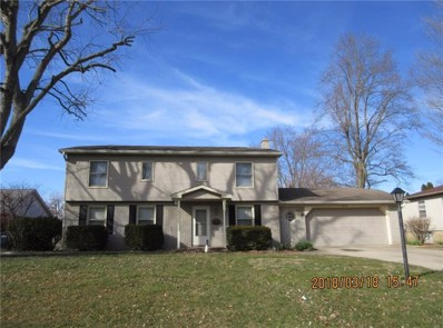 3202 Greenbriar Road, Anderson, IN 46011 - #: 21552023