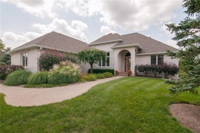 5519 Chancery Boulevard, Greenwood, IN 46143 - MLS#: 21552080