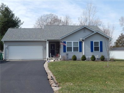 233 Lincoln Hills, Coatesville, IN 46121 - MLS#: 21552087