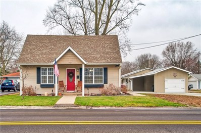 172 N Indiana Street, Mooresville, IN 46158 - MLS#: 21552100