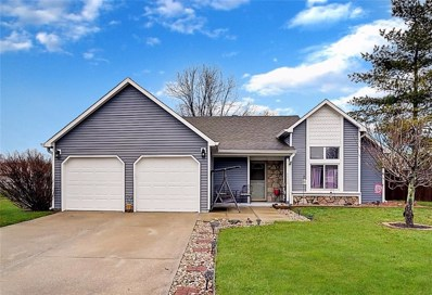 8824 Sunburst Court, Indianapolis, IN 46227 - MLS#: 21552156