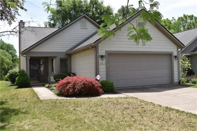 8049 River Bay Drive W, Indianapolis, IN 46240 - #: 21552170