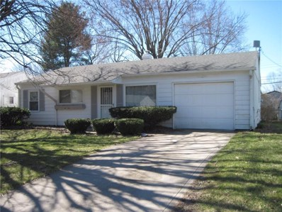 924 Gary Drive, Plainfield, IN 46168 - MLS#: 21552181