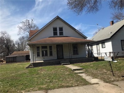 748 S Addison Street, Indianapolis, IN 46221 - MLS#: 21552259