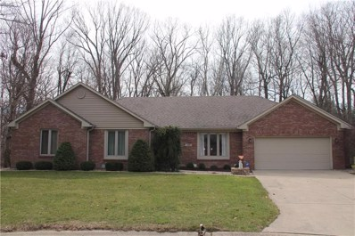 309 Old Mill Trace, Crawfordsville, IN 47933 - #: 21552279