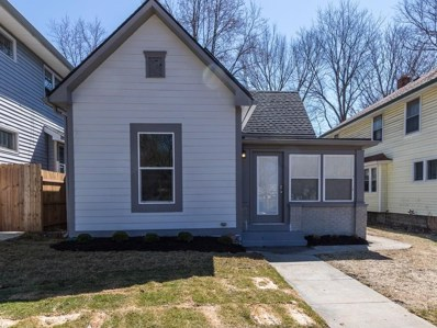 2109 Nowland Avenue, Indianapolis, IN 46201 - #: 21552283
