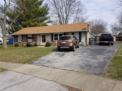 8225 Topaz Drive, Indianapolis, IN 46227 - MLS#: 21552406