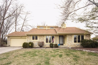 7718 White Dove Drive, Indianapolis, IN 46256 - #: 21552451