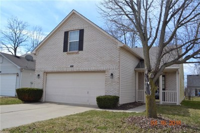 3672 Cedar Pine Place, Indianapolis, IN 46235 - #: 21552456