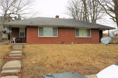 1106 W 9TH Street, Anderson, IN 46016 - #: 21552597