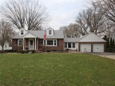 138 W Roberts Road, Indianapolis, IN 46217 - #: 21552657