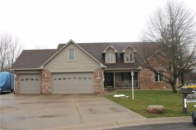 1471 S Frog Pond Court, Greenfield, IN 46140 - #: 21552678