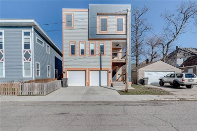 823 Spruce Street, Indianapolis, IN 46203 - #: 21552741