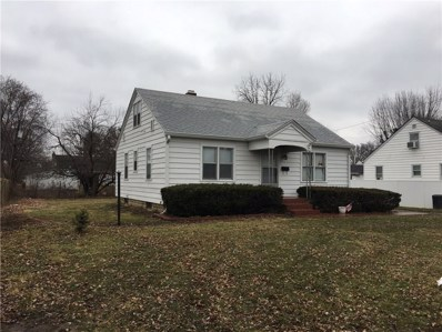 512 Lawrence Avenue, Indianapolis, IN 46227 - MLS#: 21552751
