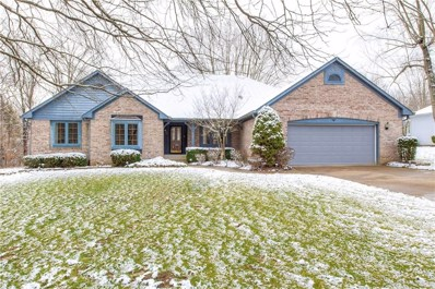 1540 Fox Cross Drive, Martinsville, IN 46151 - #: 21552825