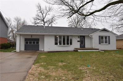 1535 Forest Drive, Columbus, IN 47201 - #: 21552834