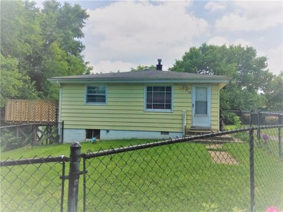 713 Hoover Avenue, Shelbyville, IN 46176 - MLS#: 21552887