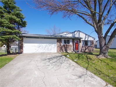 5614 Personality Court, Indianapolis, IN 46237 - #: 21553957