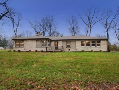540 E Hickory Lane, Indianapolis, IN 46227 - #: 21553996