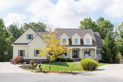 17152 Bright Moon Drive, Noblesville, IN 46060 - #: 21554010