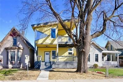 1306 Fletcher Avenue, Indianapolis, IN 46203 - MLS#: 21554013