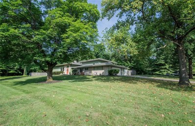 606 Oakwood Drive, Indianapolis, IN 46260 - #: 21554025