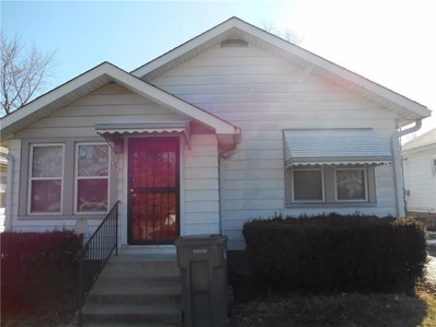 537 S Bosart Avenue, Indianapolis, IN 46201 - #: 21554036