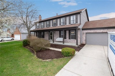 7950 Destry Place, Fishers, IN 46038 - #: 21554043
