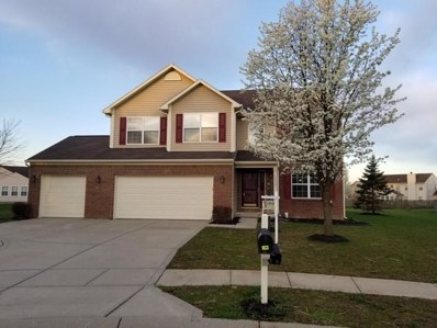 9090 Driftwood Court, McCordsville, IN 46055 - MLS#: 21554063