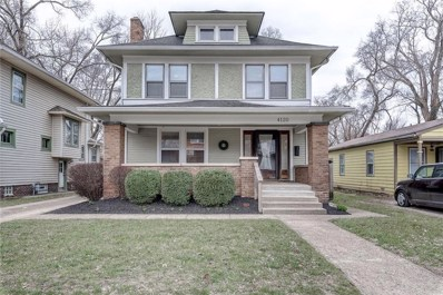 4120 Broadway Street, Indianapolis, IN 46205 - #: 21554082