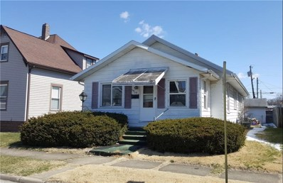 1110 Elm Street, Shelbyville, IN 46176 - MLS#: 21554086