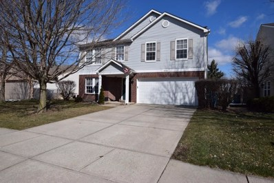 10166 Holly Berry Circle, Fishers, IN 46038 - #: 21554098