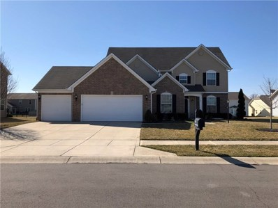 5567 W Stoneview Trail, McCordsville, IN 46055 - #: 21554105