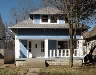 956 Eastern Avenue, Indianapolis, IN 46201 - #: 21554125