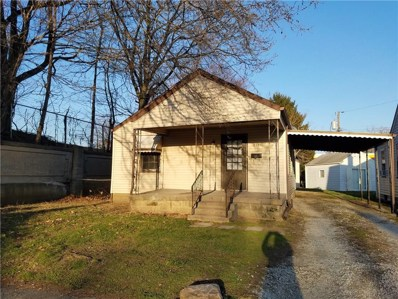 2321 S Delaware Street, Indianapolis, IN 46225 - #: 21554257