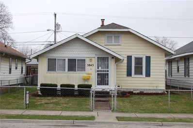 3843 Spann Avenue, Indianapolis, IN 46203 - #: 21554346