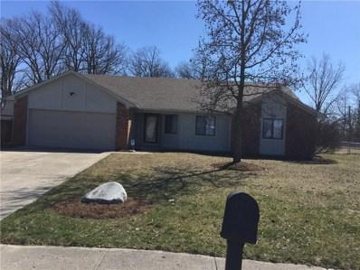 9723 English Oak Drive, Indianapolis, IN 46235 - #: 21554406