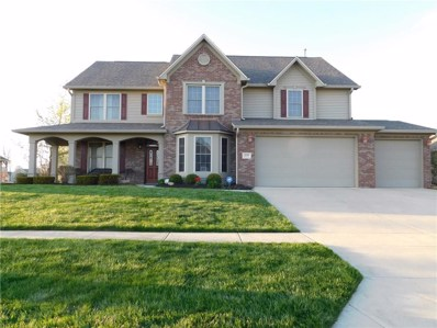1158 E Charleston Lane, Greenwood, IN 46143 - #: 21554421