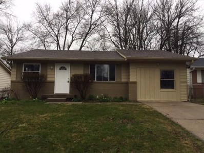 864 W 6th Street, Greenfield, IN 46140 - MLS#: 21554456