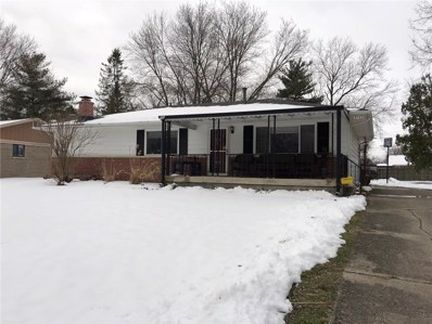 3742 Thorncrest Drive, Indianapolis, IN 46234 - #: 21554458