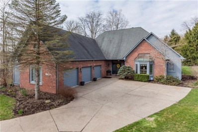 8103 Knollview Court, Indianapolis, IN 46256 - #: 21554465