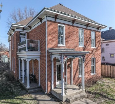 450 E Adams Street, Franklin, IN 46131 - #: 21554466