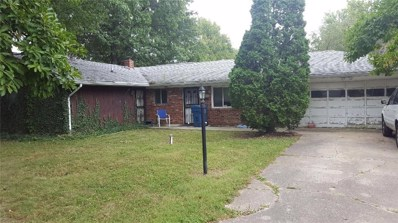 1811 W 66th Street, Indianapolis, IN 46260 - MLS#: 21554473