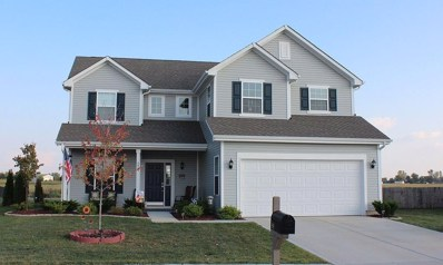 595 Prospector Drive, Greenfield, IN 46140 - MLS#: 21554479