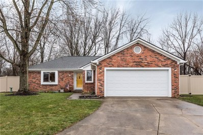 1343 Custer Court, Indianapolis, IN 46217 - #: 21554505