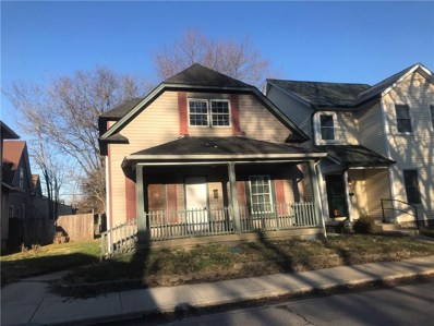 2810 N Highland Place, Indianapolis, IN 46208 - #: 21554511